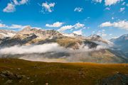 Облака плывут рядом / Швейцария