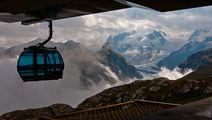 Кабина подъёмника / Швейцария