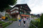 Дом в Murren / Швейцария