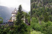 Мост и домик / Австрия