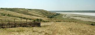 Загон для овец / Украина