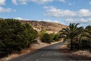 Дорога на самую восточную точку Мадейры / Португалия