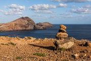 Каменная пирамидка / Португалия
