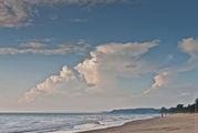 Вид на побережье / Индия
