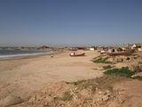 Лодки на берегу / Уругвай