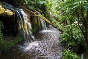 Проход под водопадами / Нидерланды