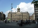 Велосипедов в центре много / Нидерланды