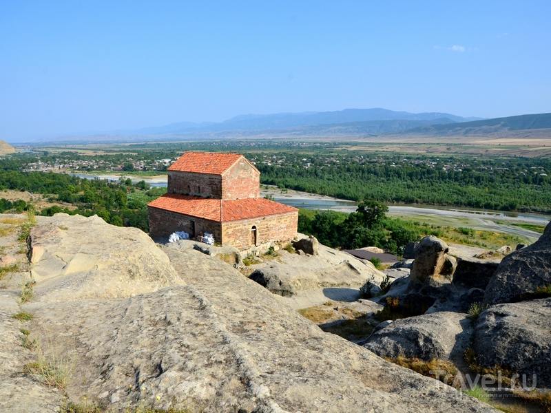 Пейзаж Грузии / Фото из Грузии
