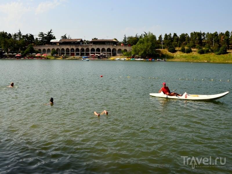 Черепашье озеро, Грузия / Фото из Грузии