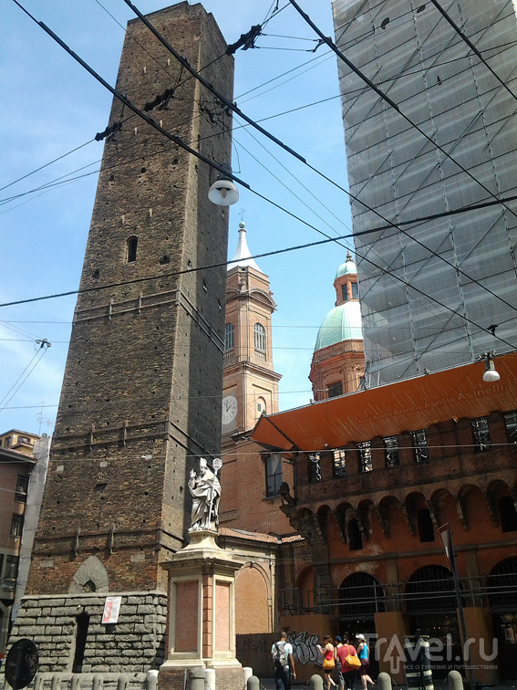 Башня Гаризенда / Италия