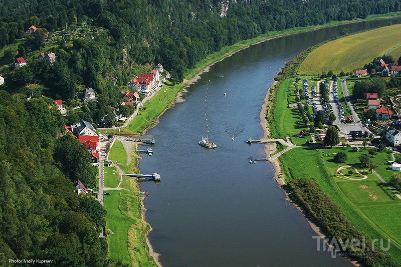 Саксонская Швейцария. Rathen / Германия