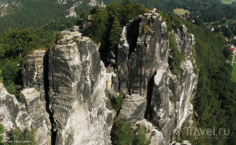 Безумной красоты скалы / Германия