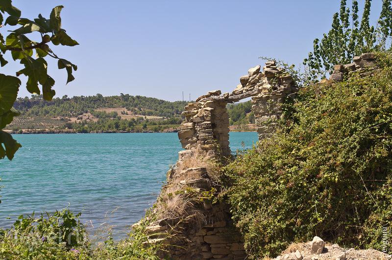 Водохранилище Оймапинар / Турция