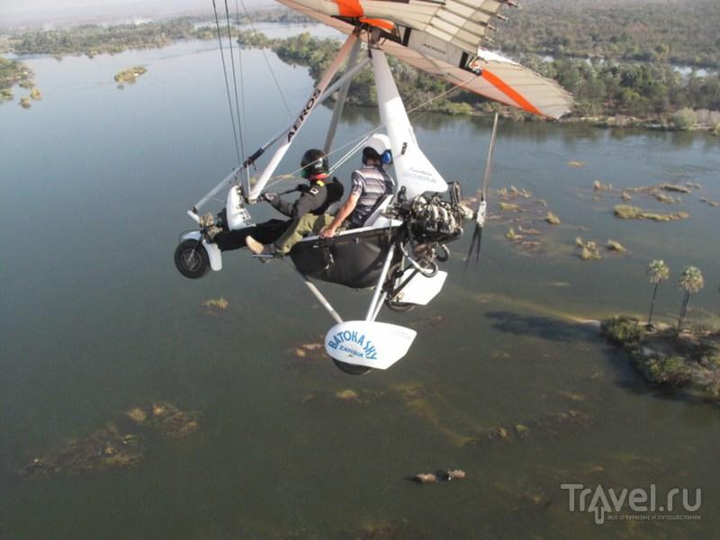 С высоты птичьего полёта / Замбия