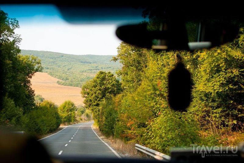 Вид из окна / Болгария
