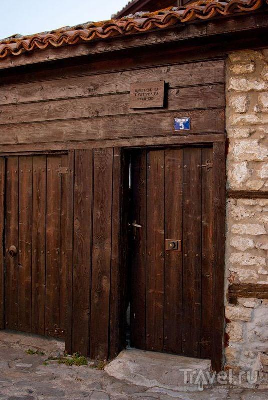 Деревянный забор / Болгария