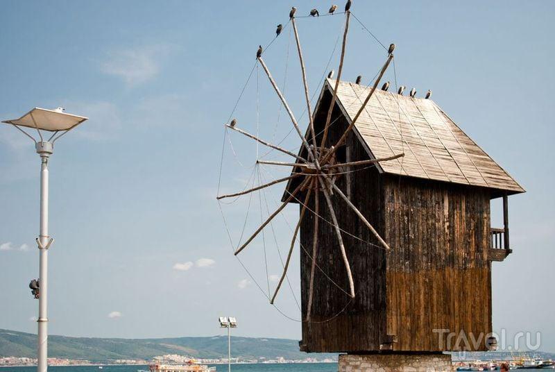 Старинная мельница / Болгария