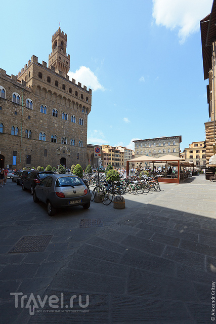 Флоренция. Блеск и нищета столицы Тосканы / Италия