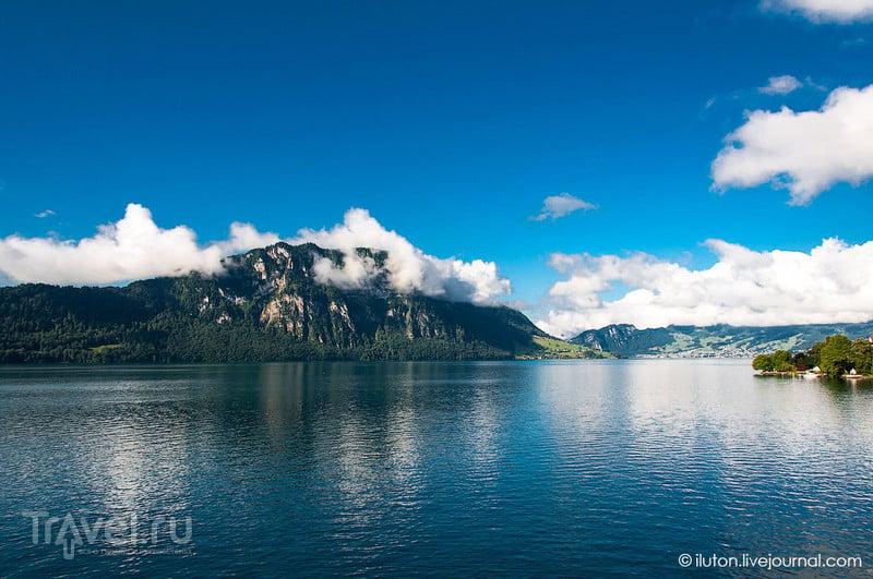 На Люцернском озере / Германия