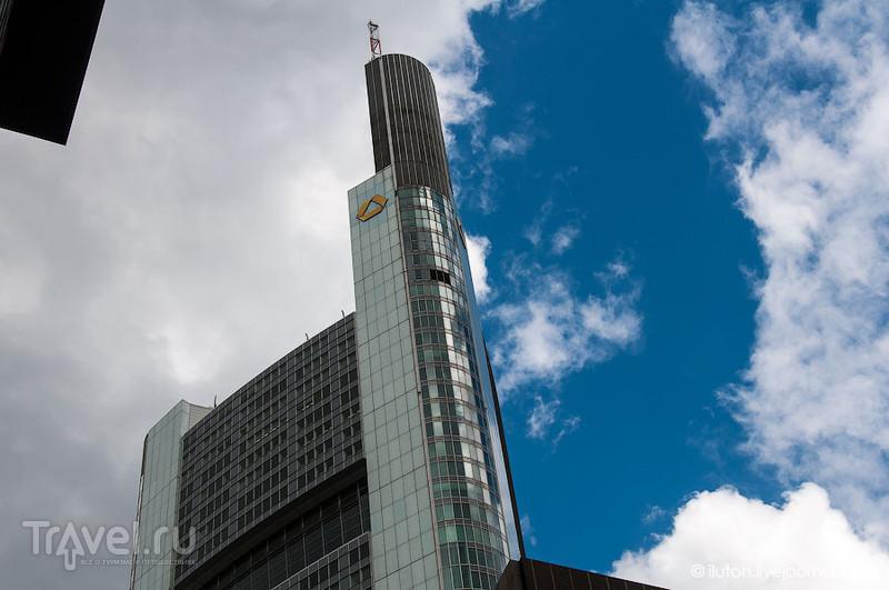 Здание Commerzbank / Германия