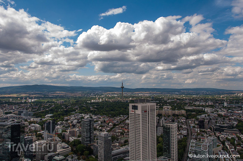 Башня Европатурм / Германия