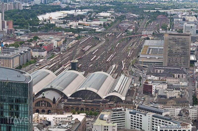 Железнодорожный вокзал / Германия