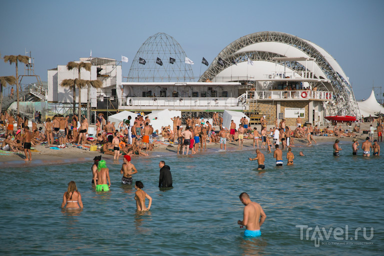 Море, пляж, музыка / Украина