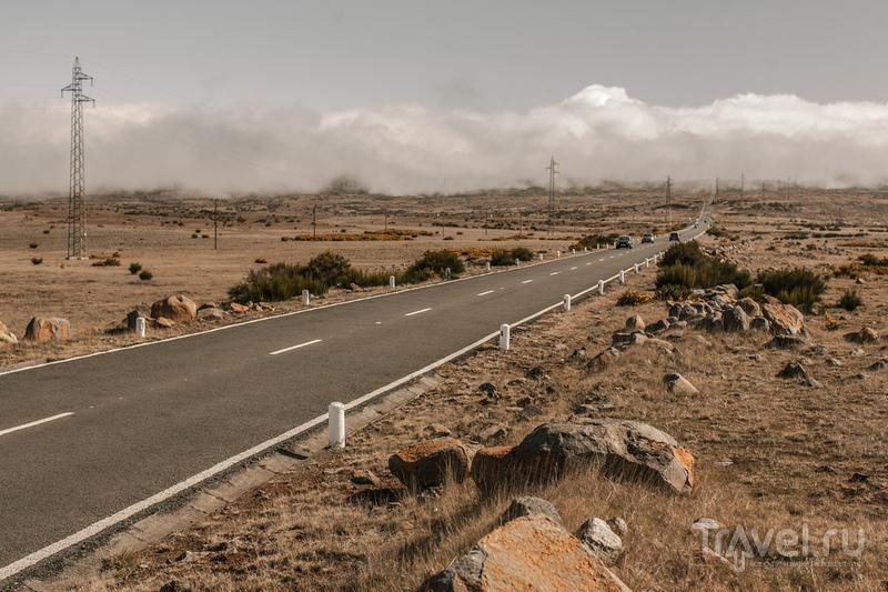 Дорога на Пауль де Серра / Португалия