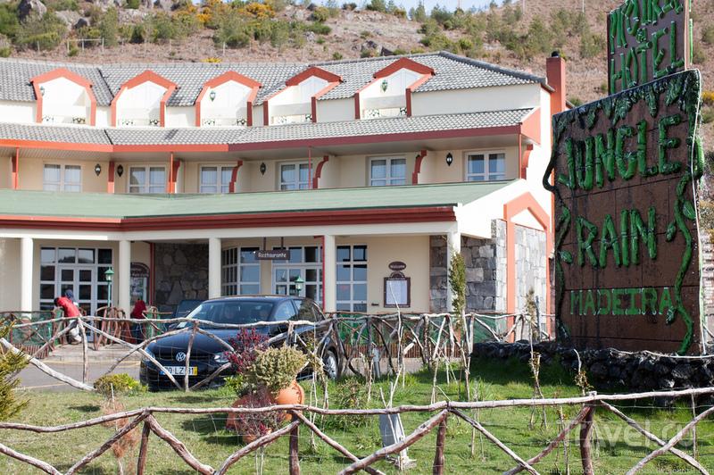 Отель Пико да Урзе / Португалия