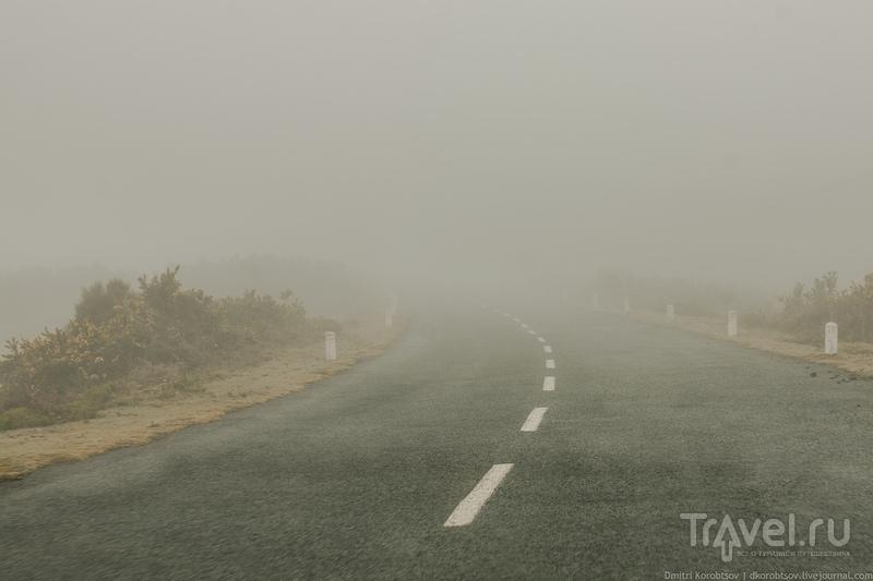 Мощный облачный фронт / Португалия