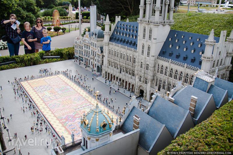 Центральная площадь Брюсселя / Бельгия