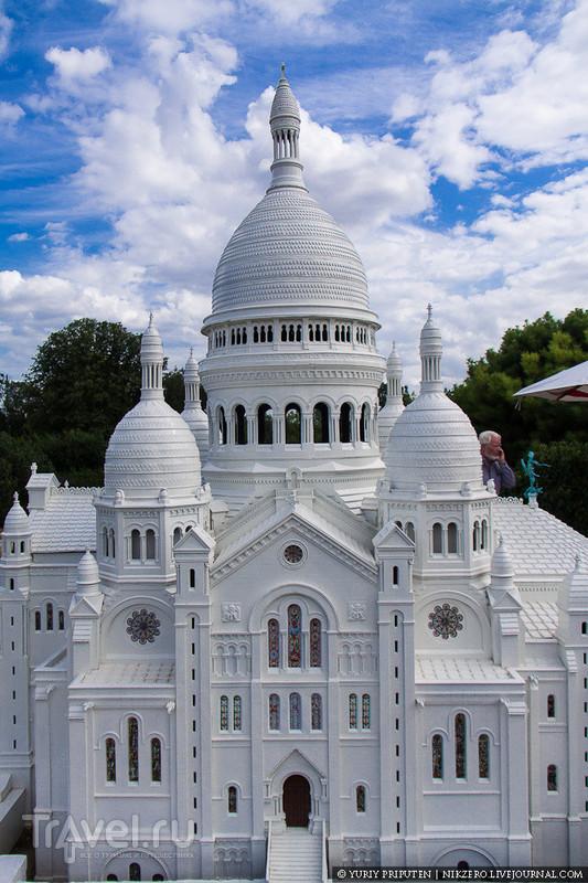 Вид на храм / Бельгия