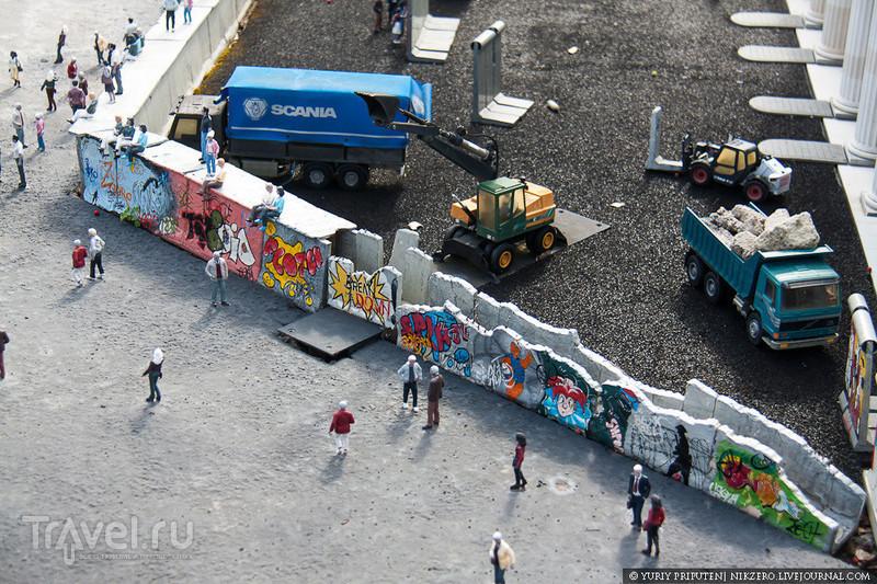 Падение Берлинской стены / Бельгия