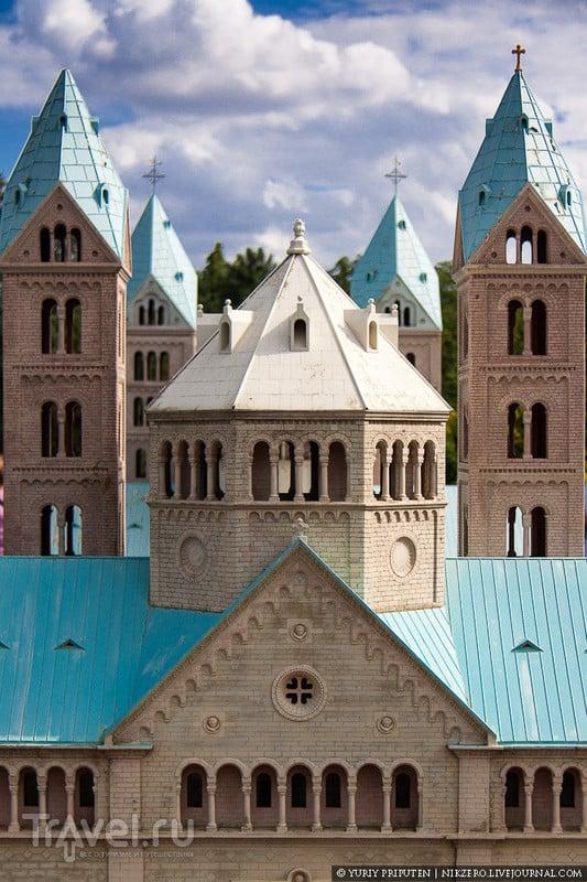 Кафедральный собор Шпаера / Бельгия