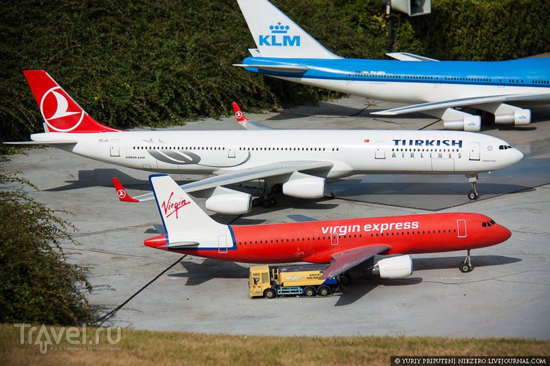 Модели самолетов / Бельгия