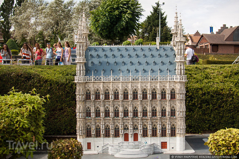 Здание собора / Бельгия