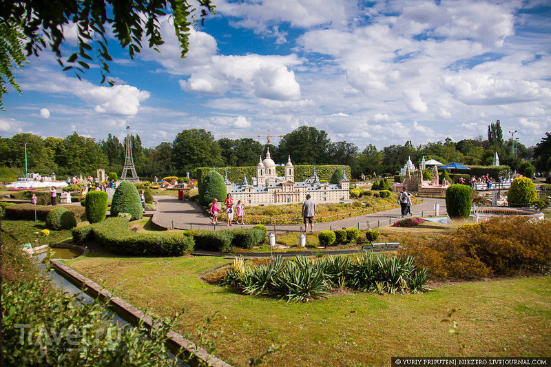 Взгляд на весь парк / Бельгия