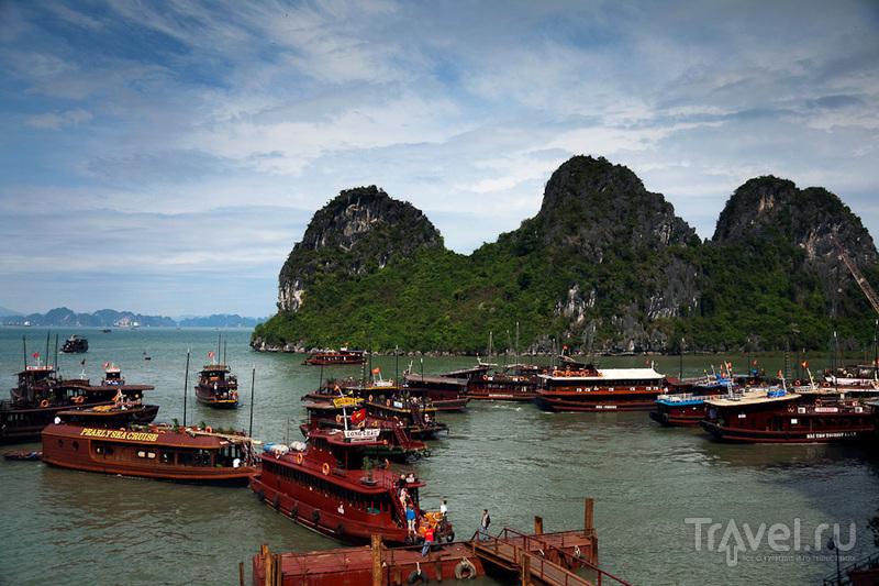 Десятки корабликов / Вьетнам