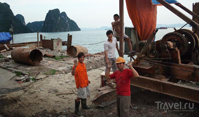 Бригада рабочих / Вьетнам