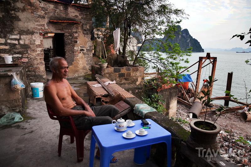 Традиционное чаепитие / Вьетнам