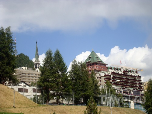 """Top of the World"" / Швейцария"