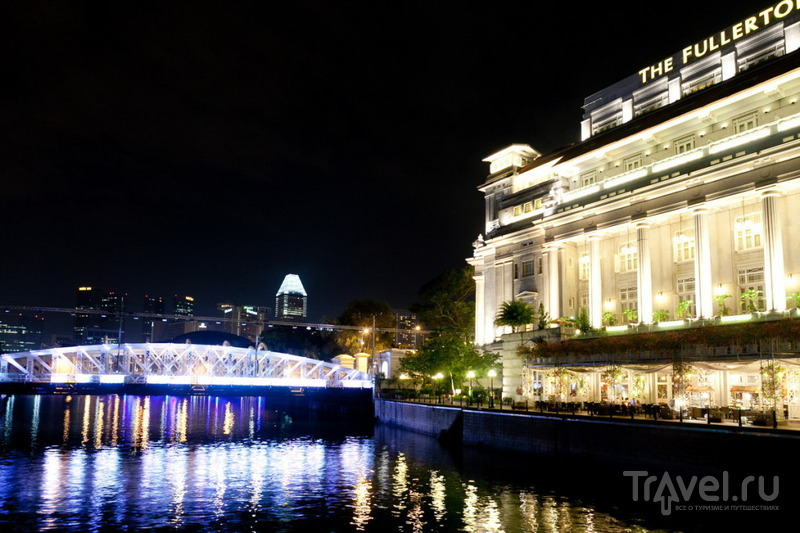 Вдоль реки к заливу / Сингапур