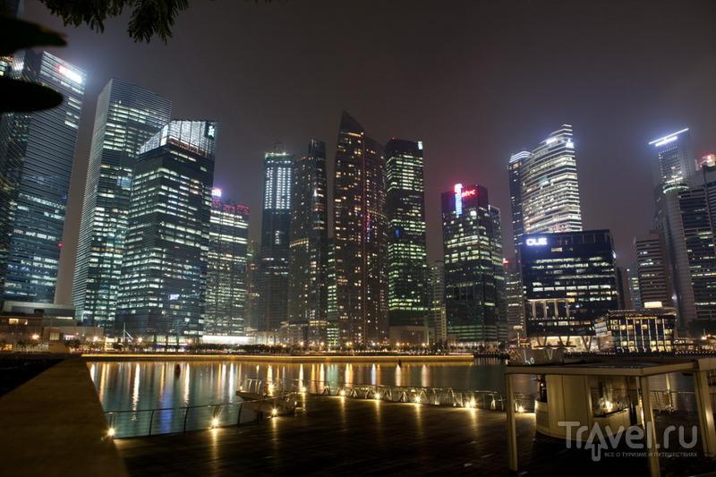 Небоскребы Сингапура / Сингапур