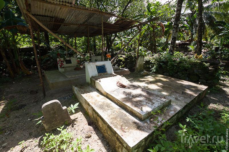 Памятник всемирного наследия на острове Лелу, Микронезия / Фото из Микронезии
