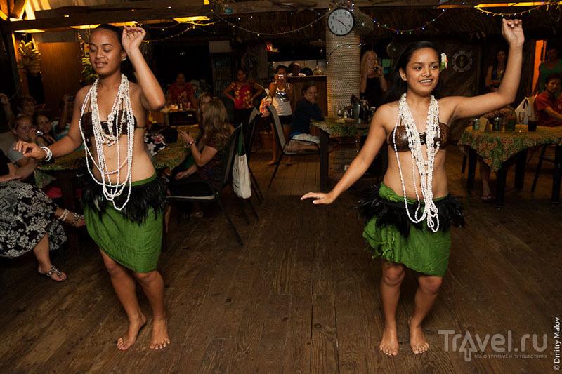 Народный танец, Микронезия / Фото из Микронезии
