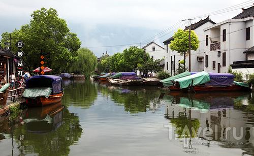 Чжоучжуан - маленький городок  / Китай
