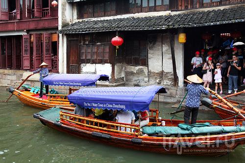 Ступеньки к воде / Китай