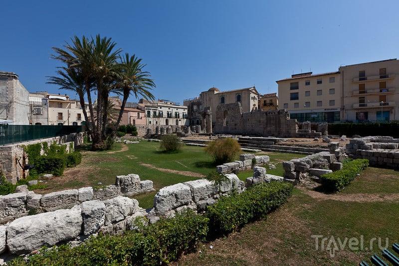 Сиракузы - родина Архимеда / Италия