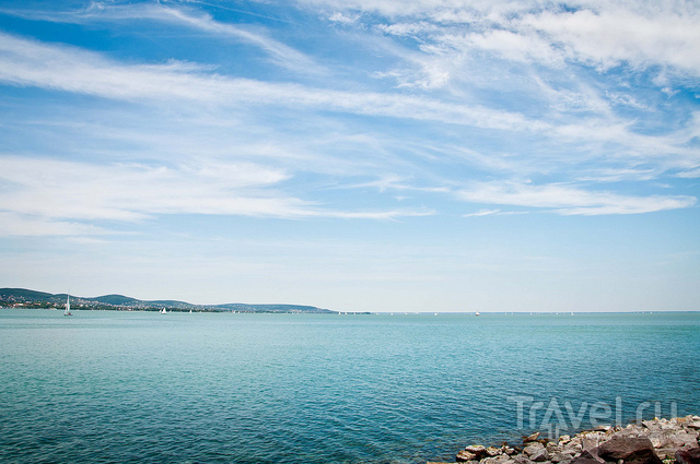 Озеро Балатон / Венгрия