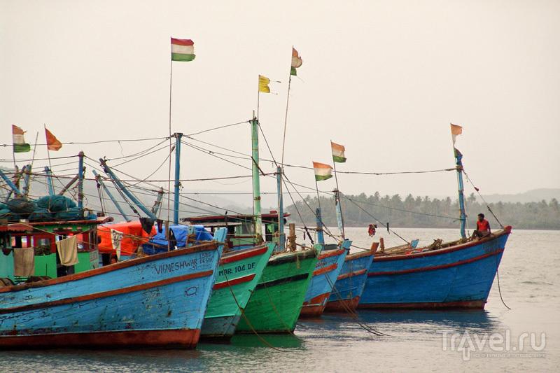 Рыболовецкий флот / Индия